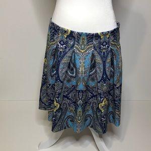 NWT INC International Concepts Sun & Sea Skirt